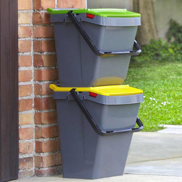 Abfallbehälter Recycling