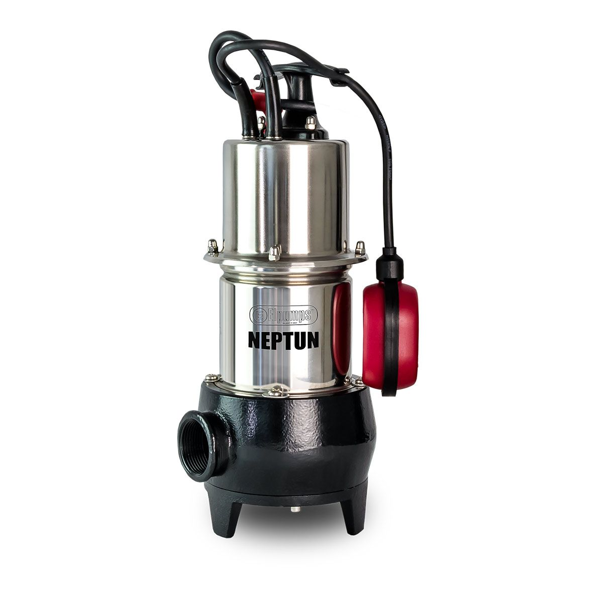 Schmutzwasserpumpe NEPTUN INOX