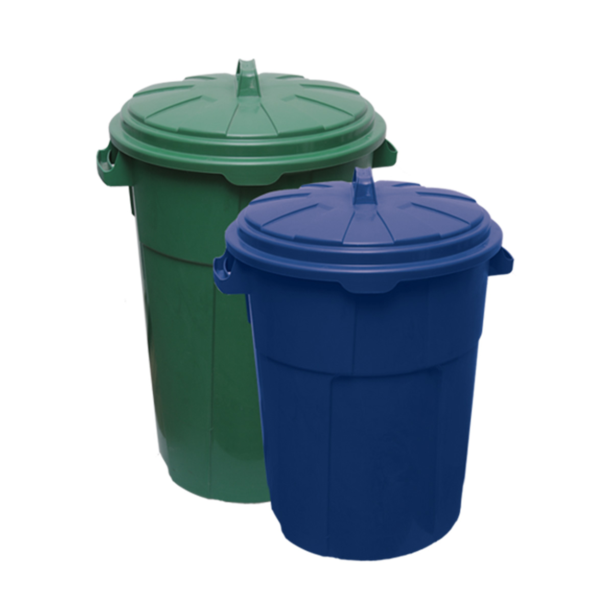 Abfallbehälter Duo