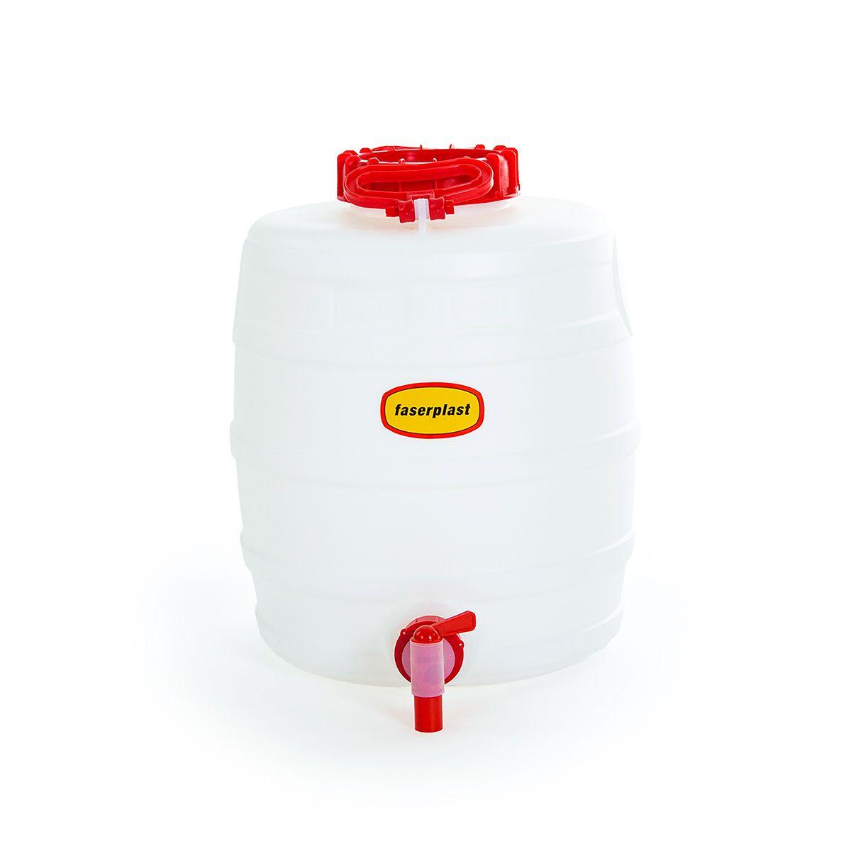 Getränkefass FP mit Auslaufhahn 22 mm