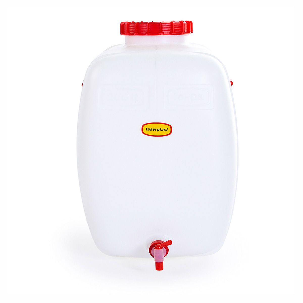Getränkefass FAPA mit Auslaufhahn 22 mm