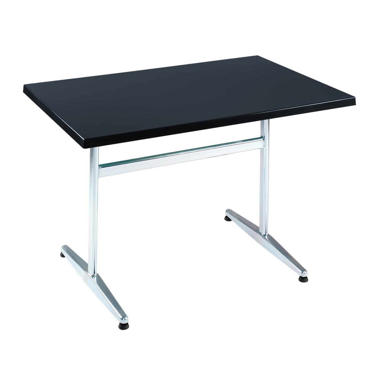 GFK Tisch 120x70 T-Gestell Basic