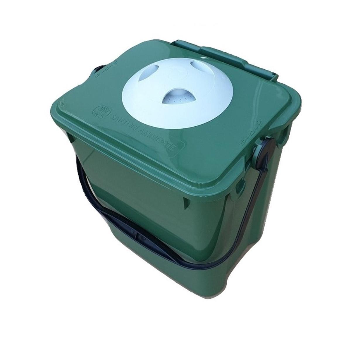 Abfallbehälter mit Geruchsfilter 7 l